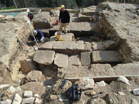 castro mura messapiche località capanne