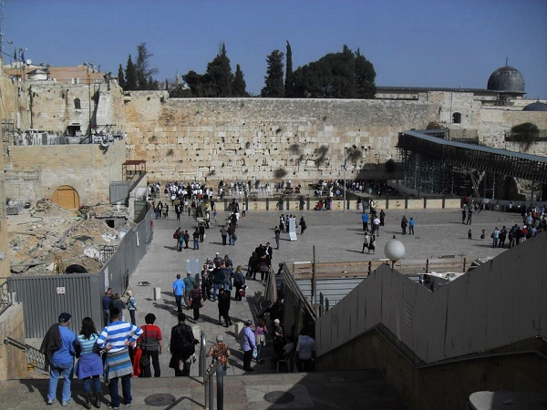 israele, Meraviglie dal mondo