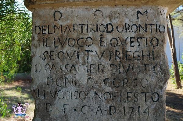 Santuario di S.Oronzo fuori le mura a Lecce