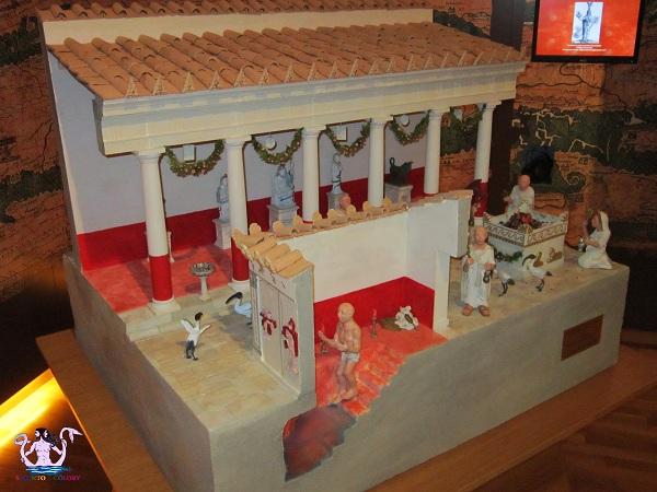 musa, tempio di iside a lecce