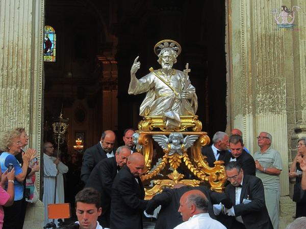 festa di Sant'Oronzo a Lecce