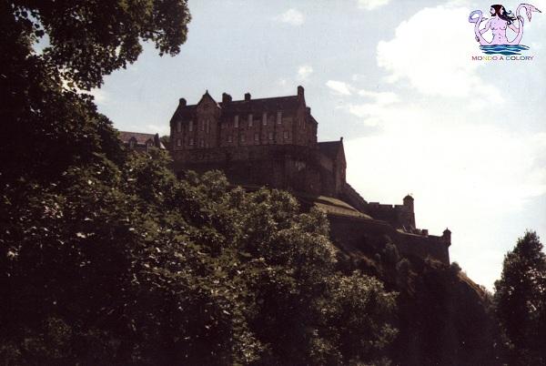 castello edimburgo