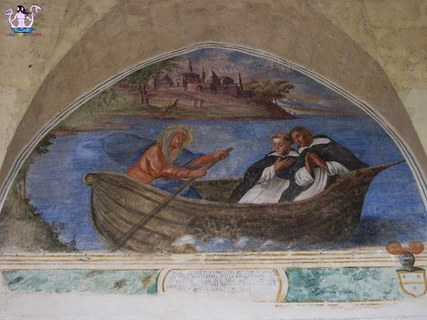 Chiostro dei Domenicani a Lecce