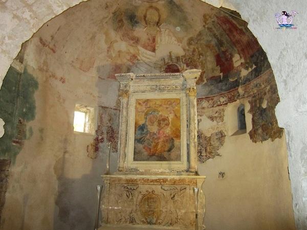 La chiesa di Santa Maria di Gallana a Oria