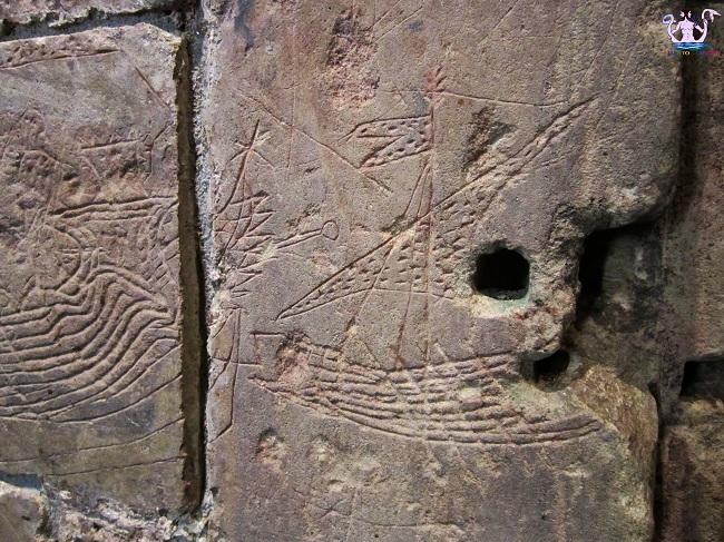 graffito della battaglia di lepanto 11