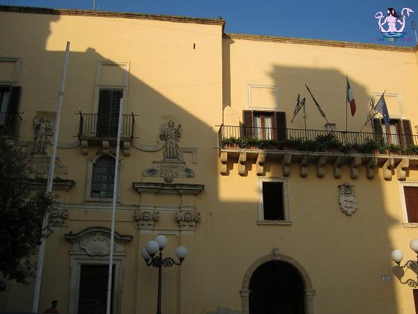 palazzo ducale di taurisano