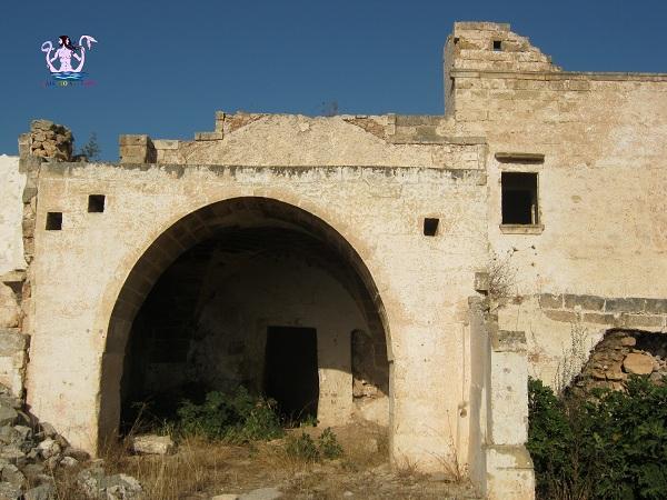 abbazia di san Salvatore a Sannicola