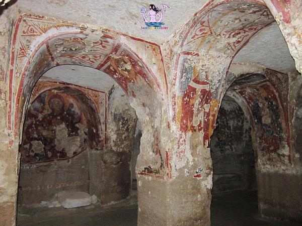 cripta dei santi stefani