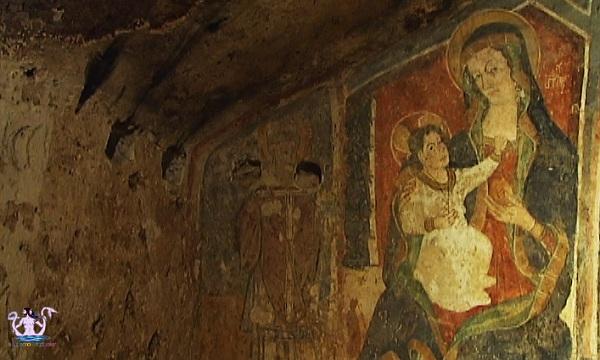cripta di san mauro oria medievale 4