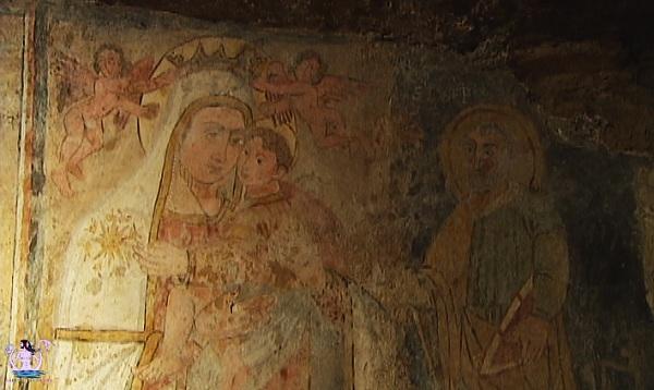 cripta di san mauro oria medievale 6