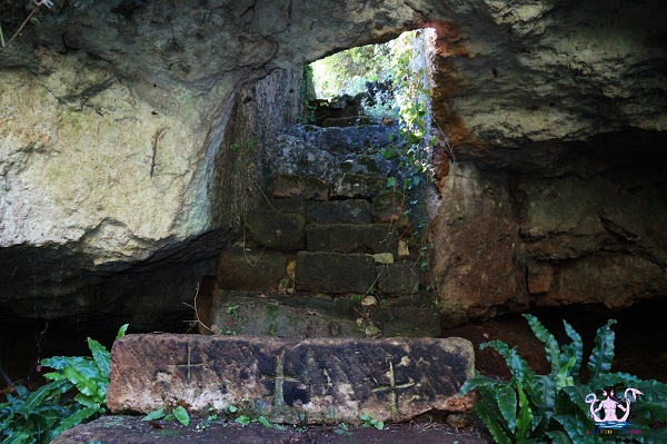 grotta grava palombara 4