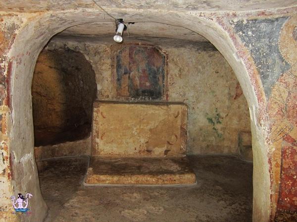 supersano cripta della Coelimanna