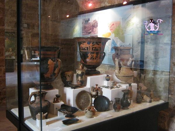 terme romane di malvindi museo granafei