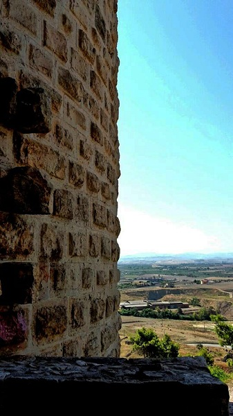 Lucera il castello di Federico II - 6