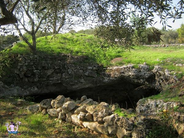 grotta delle veneri di parabita 1
