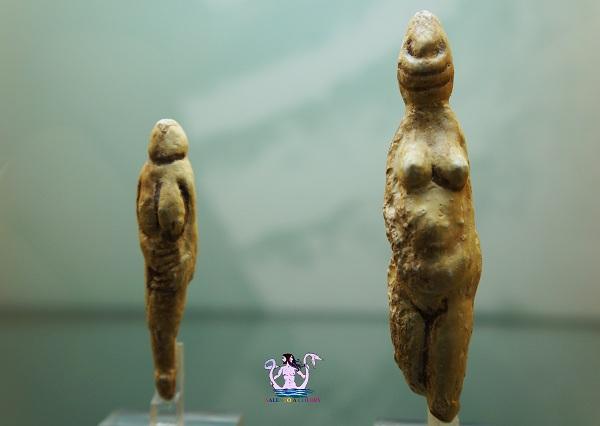 veneri di parabita museo di maglie