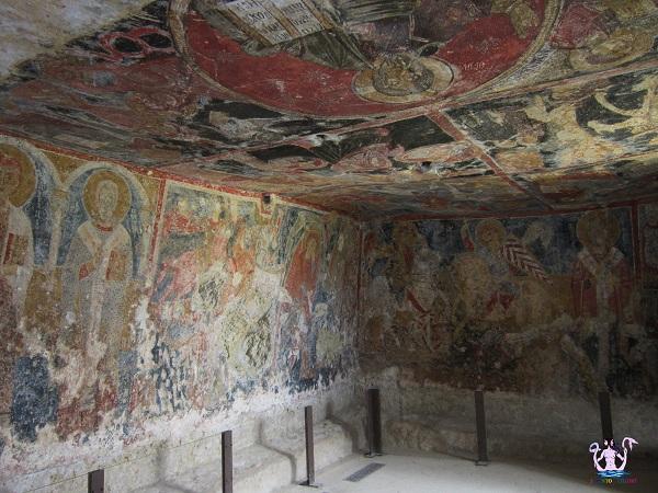 villaggio e cripta di san biagio a san vito 4