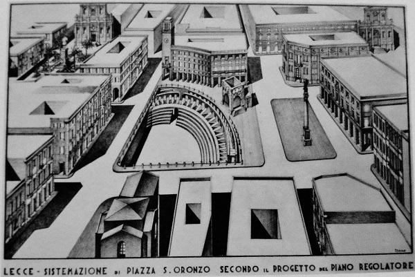 1 anfiteatro romano di lecce