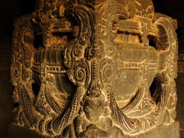 1 kailash temple india
