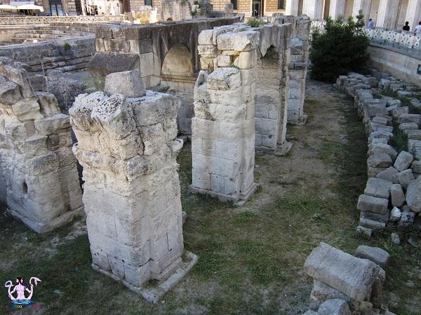 10 anfiteatro romano di lecce
