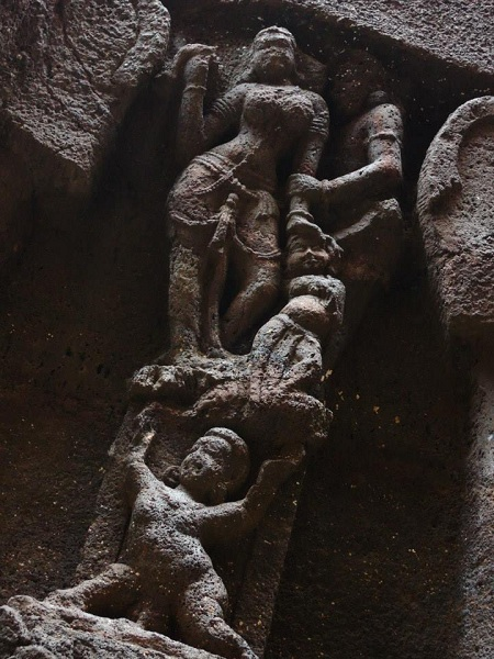 10 kailash temple india