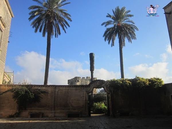 16 castello palazzo baronale di caprarica di lecce