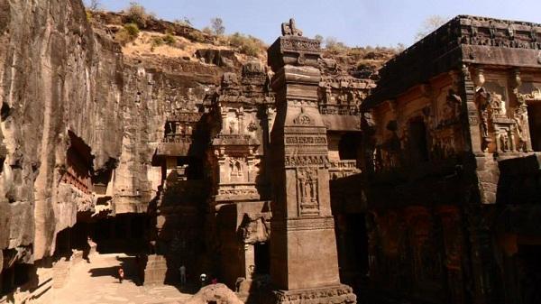 24 kailash temple india