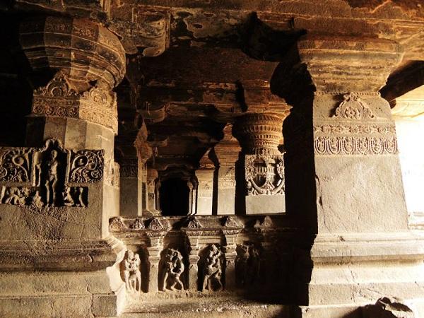 25 kailash temple india