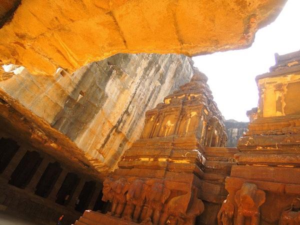 27 kailash temple india