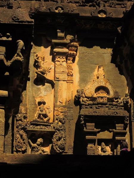 29 kailash temple india