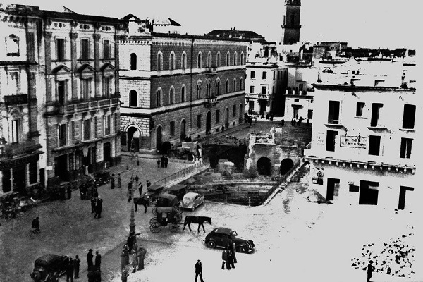 3 anfiteatro romano di lecce