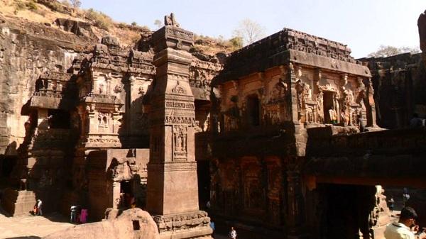 33 kailash temple india