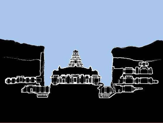 35 kailash temple india