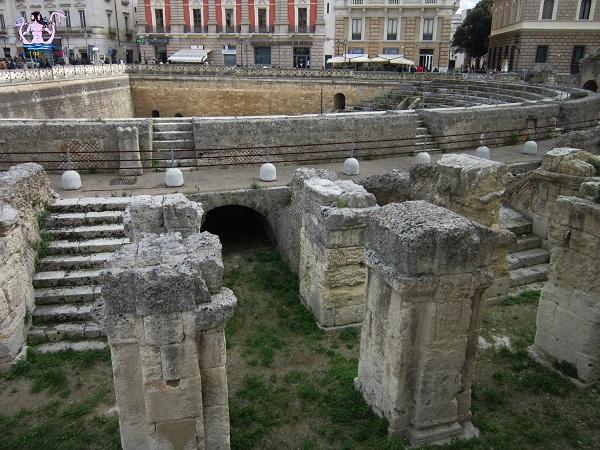 4 anfiteatro romano di lecce