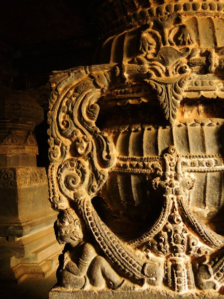 4 kailash temple india