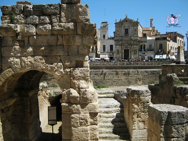 6 anfiteatro romano di lecce