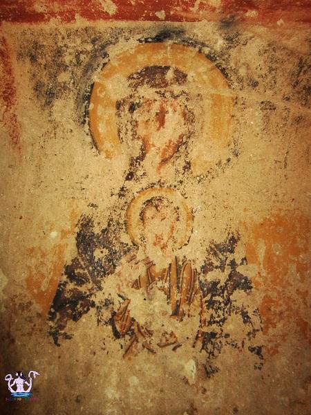 cripta dell'Assunta a Sanarica
