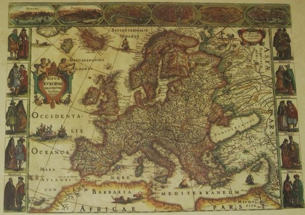 L.Hondius-Nova EuropaeDescriptio-EdizioniGuttenberg