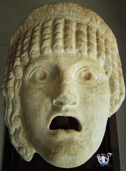 museo del teatro romano a lecce 2