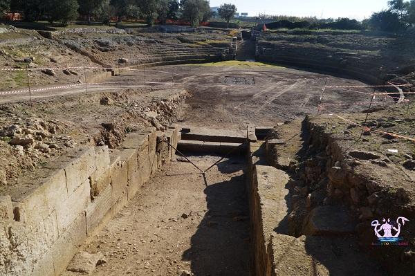 rudiae anfiteatro