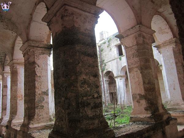 16 convento di sant'antonio a seclì
