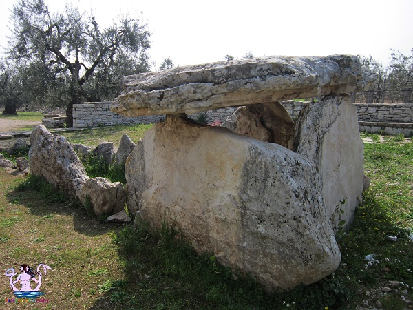 dolmen di bisceglie