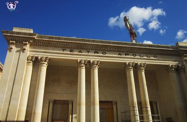 teatro apollo di Lecce