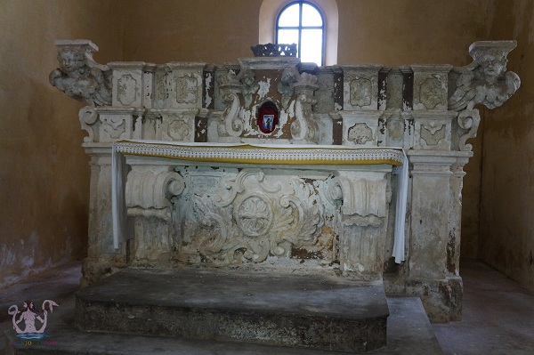 chiesa Santa Maria delle Grazie a Seclì 16
