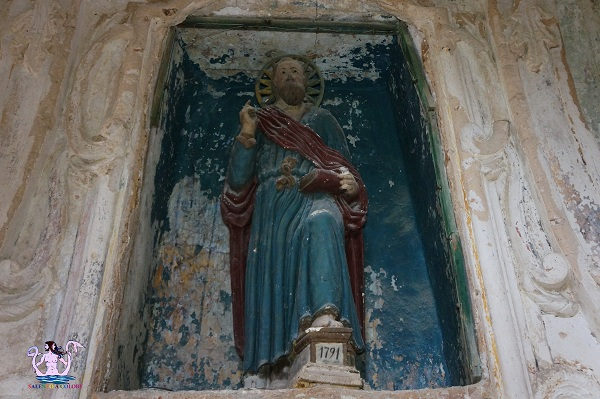 chiesa Santa Maria delle Grazie a Seclì 3