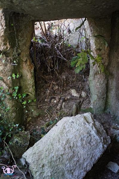 grotta sepolcro di muro leccese 3