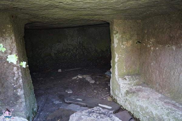 grotta sepolcro di muro leccese 4