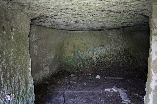 grotta sepolcro di muro leccese 5