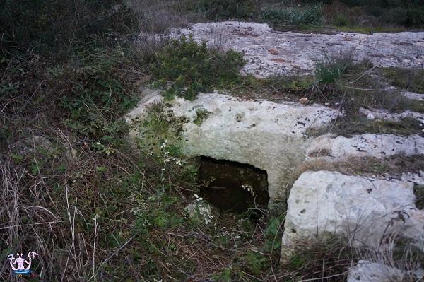 Lungo l'antica via Traiana-Calabra