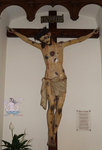 Crocifisso frate Angelo da Pietrafitta - Lecce
